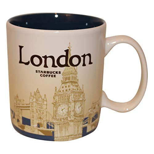 Starbucks City Mug London Icon Serie