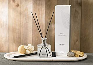 Westin White Tea Reed Diffuser - Home Fragrance Set with Signature White Tea Scent - 5 oz.