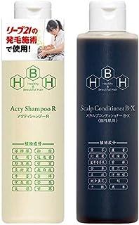 Special Hair Development Sleeve 21 Active Shampoo R & Scalp Conditioner (B-X) (For Oily Skin) Set Hair Growth Shampoo Cond...