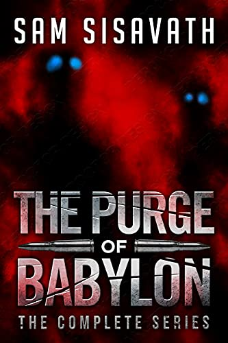 The Purge of Babylon Box Set: The Complete Series (English Edition)