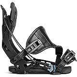 Flow attacco NX2 Hybrid Snowboard BLK freeriide Freestyle AI18