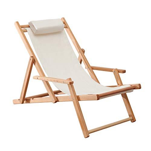 opklapbare stoelen buiten balkon houten stoel siesta lounge stoel ligstoel zitzak thuis strandstoel