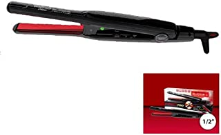 RED Kiss Silicone Flat Iron, 0.5 Inch
