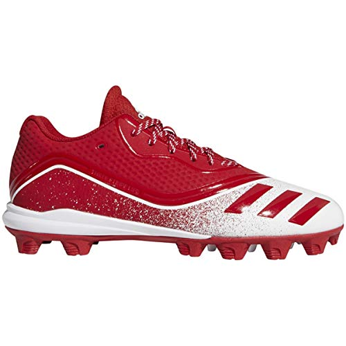 adidas Icon V Cleat - Men's Baseball Power Red/White
