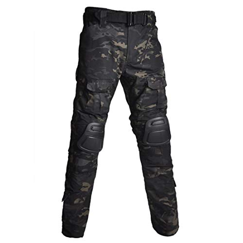 HARGLESMAN G3 Combat Pants Military...
