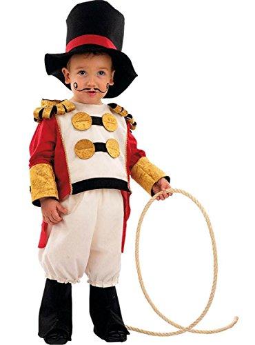 Dompteur Zirkus Kinderkostüm - 3 Jahre