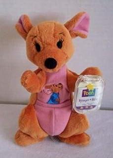 Mattel Disney Kanga and Roo Bean Bag Plush by Star Bean - 7 Inches