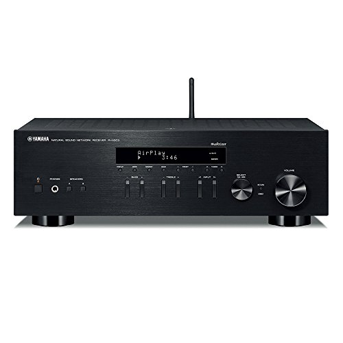 Review Of YAMAHA Network Receiver R-N303(B) (Black)【Japan Domestic Genuine Products】