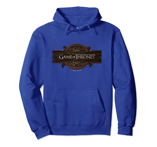Game of Thrones Title Sequence Logo Pullover Hoodie