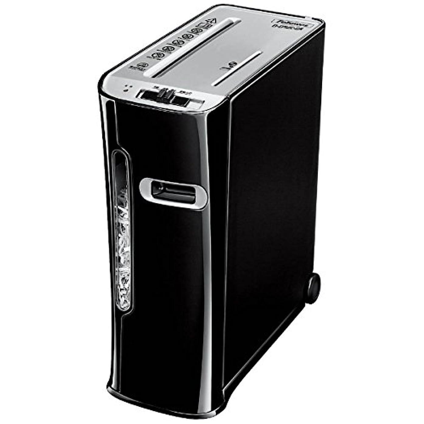 追加常習的コモランマフェローズ クロスカットシュレッダー (A4サイズ/CD?カードカット対応) JB-05CD-BSR(ブラック)