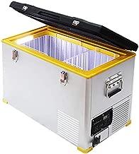 Setpower 47 Quarts 12 Volt Refrigerator, Portable Freezer Fridge, 0?-50?, DC 12/24V, AC 110-240V, Car Refrigerator for Travel, Camping, Road Trip, RV