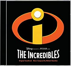 the incredibles score