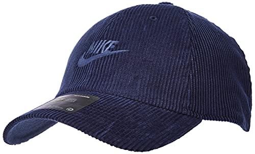 Nike Sportswear H86 Futura Gorra Pana Azul Medianoche
