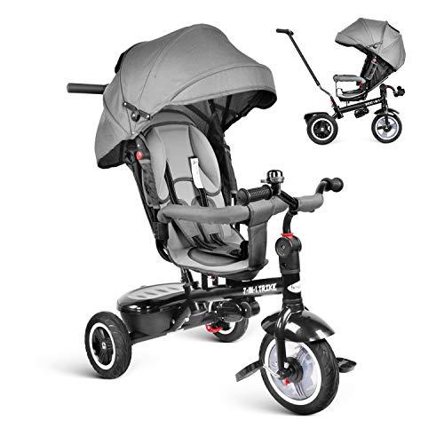 besrey Triciclos Bebes, Triciclo Bebe evolutivo Infantil 7en1 Bicicletas para Bebe niños...
