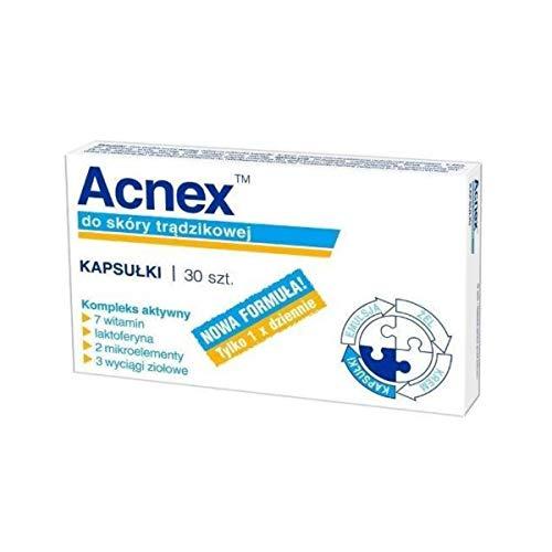 Acnex 30 Capsules Farmina
