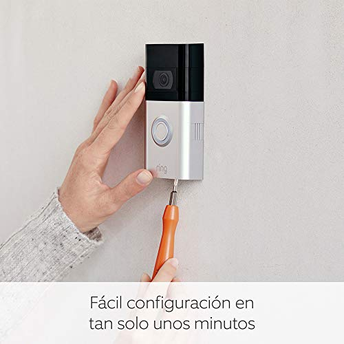 Ring Video Doorbell 3 | Vídeo HD,...