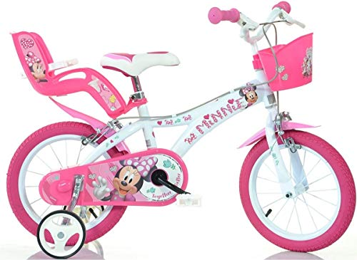 Cicli Puzone Bici 16 Minnie Dino Bikes Art. 616-NN