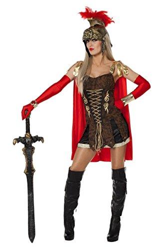 Sale Damen-Kostüm Spartacus-Lady, 2 TLG., Gr. 40