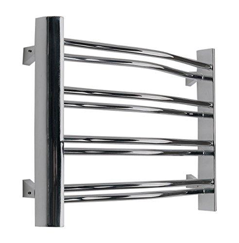 Ultraheat 420x 600mm Xeno Stahl Beheizter Handtuchhalter–Chrom
