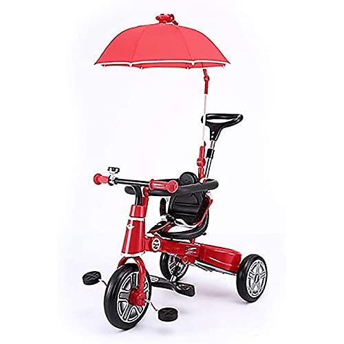 NUBAO Baby Dreirad geeignet für 1–4...