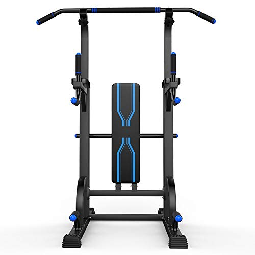Review Of MDYYD Power Tower Sports Relife Rebuild Your Life Power Tower Workout Dip Station for Home...