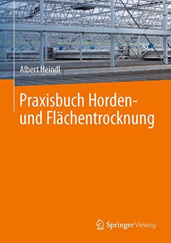 Praxisbuch Horden- und Flächentrocknung