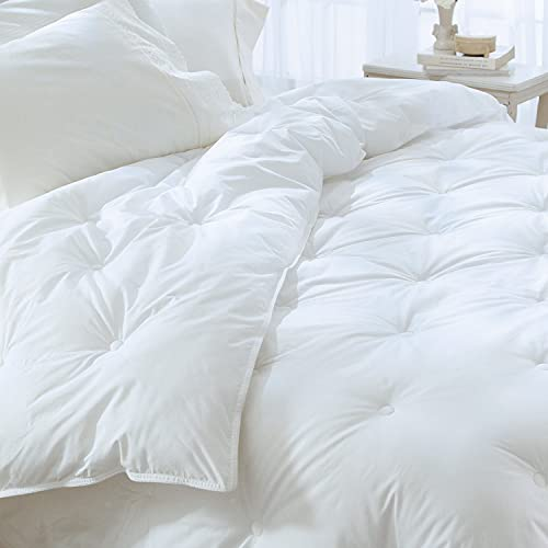 Pacific Coast Feather Restful Nights Down Alternative Comforter Size:...