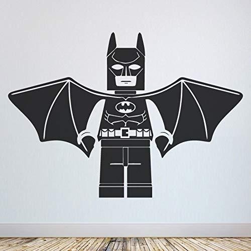 Geiqianjiumai Bat Slaapkamer Vinyl muursticker sticker Held Jongen kinderkamer slaapkamer muursticker