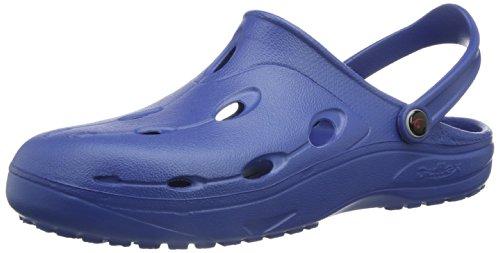 Dux Schuhe Sensi, Clogs, bijou blue, Gr. L (41/42)