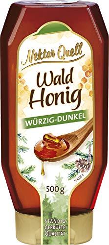 Nektarquell Imkerhonig Waldtracht, Waldhonig, 500 g