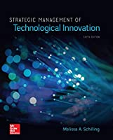 Strategic Management of Technological Innovation, 6th Edition Front Cover