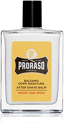 Proraso Wood and Spice After Shave Balsam, 100 ml