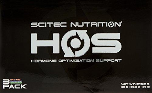 Scitec Nutrition Hormon Optimization Support, 1er Pack (1 x 219 g)