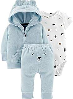كارترز مجموعة ملابس للاطفال - اولاد