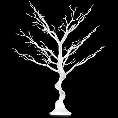 Sziqiqi 75cm Artificial Fake Decorations Trees for Tabletop, Table Centerpieces Tree for Weddings Christmas Birthday party Home Indoor Outdoor Decoration, 1 Pcs