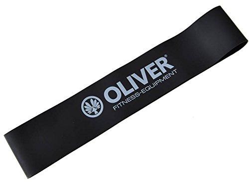 Oliver Rubber-O – Widerstandsband in schwarz maximal stark