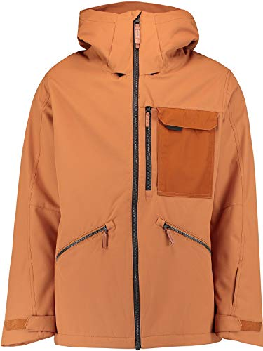 O'NEILL PM Utlty Jacket Chaqueta Hombre con Capucha, Glazed Ginger, S