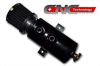 -10AN Oil Catch Can w/Breather For Honda BMW Subaru Nissan Toyota Ford Dodge Mazda etc.Black