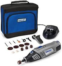 Dremel 8100 (8100-1/15) multiherramienta eléctrica 30000 RPM Negro, Azul, Plata - Herramienta multiusos (Ión de litio, 220 mm, 413 g, Batería)