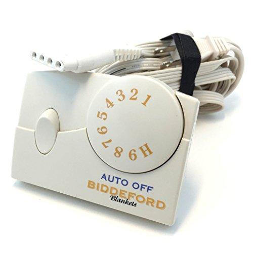 Biddeford Electric Blanket Controller TC11BA, 4-Prong