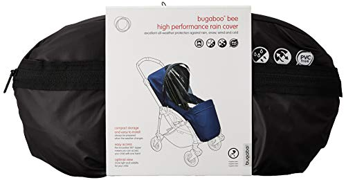Bugaboo Bee High Performance Rain Cover, Black