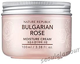 [NATURE REPUBLIC] BULGARIAN ROSE MOISTURE CREAM (100ml)