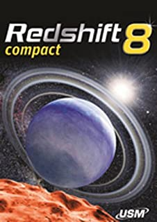 redshift 7 astronomy software