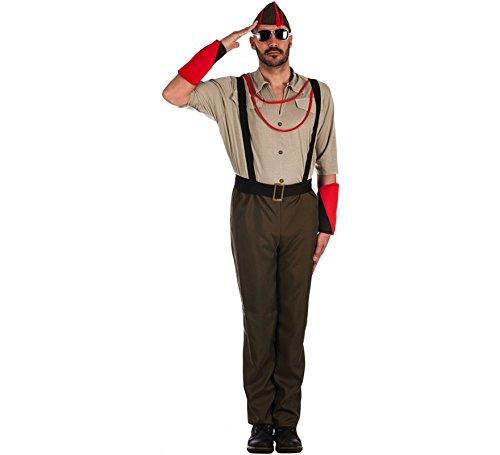 El Rey del Carnaval Disfraz de Legionario para Hombre
