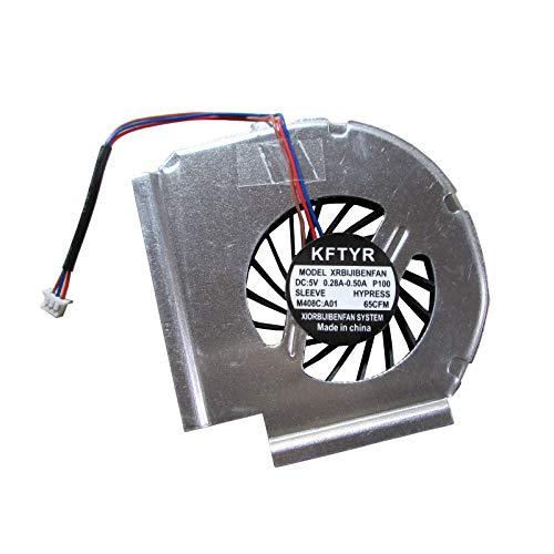 Ersatz Ventilador de procesador compatible con portátiles IBM Lenovo Thinkpad T61 42W2460 42W2461