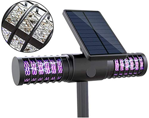 Solar Anti-Moskito-Lampe/USB-Moskito-Falle Outdoor, Indoor Anti-Fly Lampe