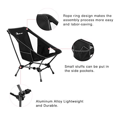Moon Lence Backpacking Chairs
