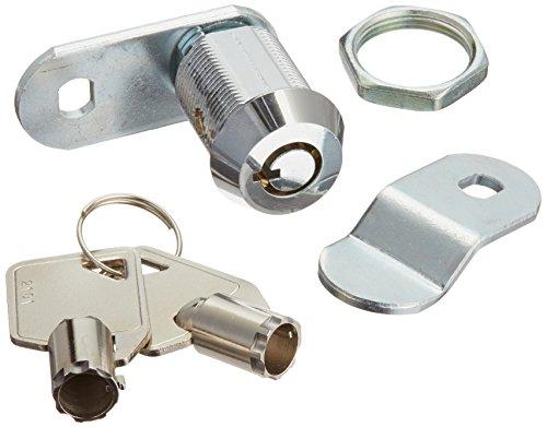 RV Designer L327, Ace Compartment Lock, 7/8 inch, 4 Per Pack, Compartment Hardware