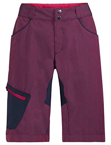 VAUDE Damen Hose Craggy Shorts, eclipse, 36, 408377500360