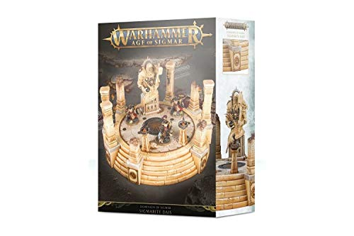 Games Workshop Warhammer AoS - Dominion of Sigmar: Sigmarite Dais